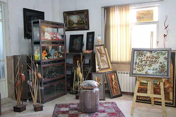 نمایشگاه های صنایع دستی هنری