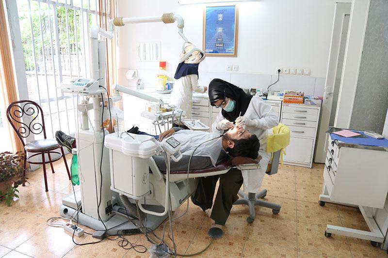 درمان و دندانپزشکی